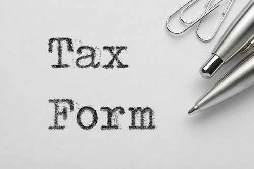 ACH Processing Company Services Tax Forms